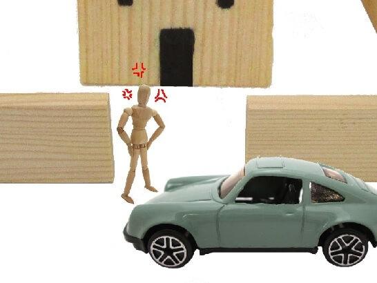 【トラブル対策‼】駐車場トラブルを起こさないために